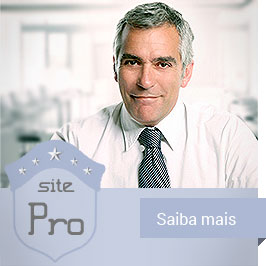 Site Profissional – Site Institucional Dinâmico